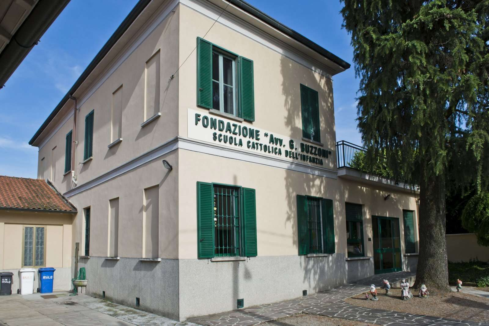011 D4C 5558 Ridotte - Scuola Materna Peschiera Borromeo