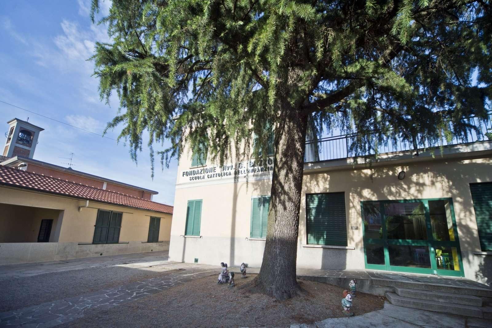 017 D4C 5657 Ridotte - Scuola Materna Peschiera Borromeo