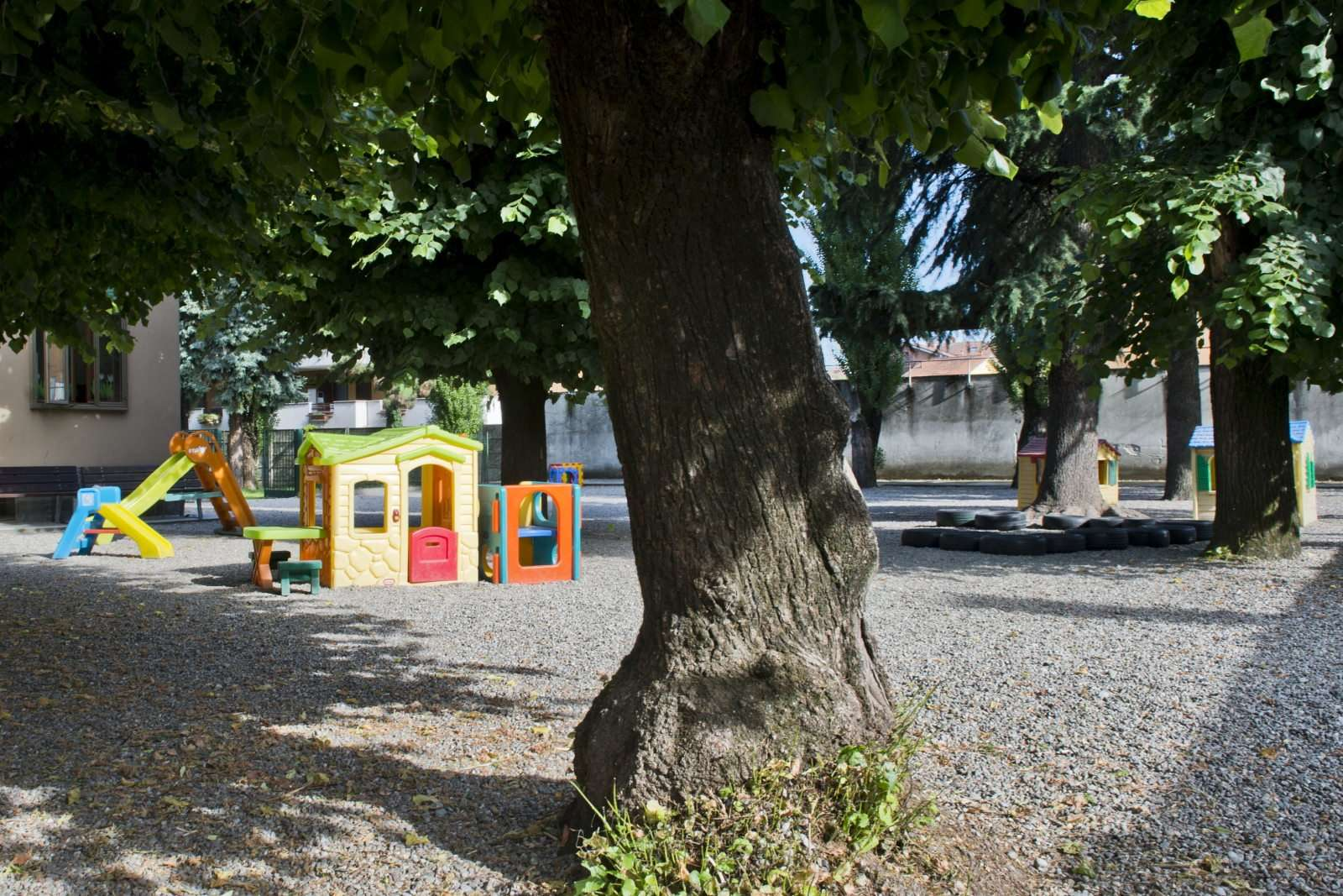 027 D4C 5555 Ridotte - Scuola Materna Peschiera Borromeo