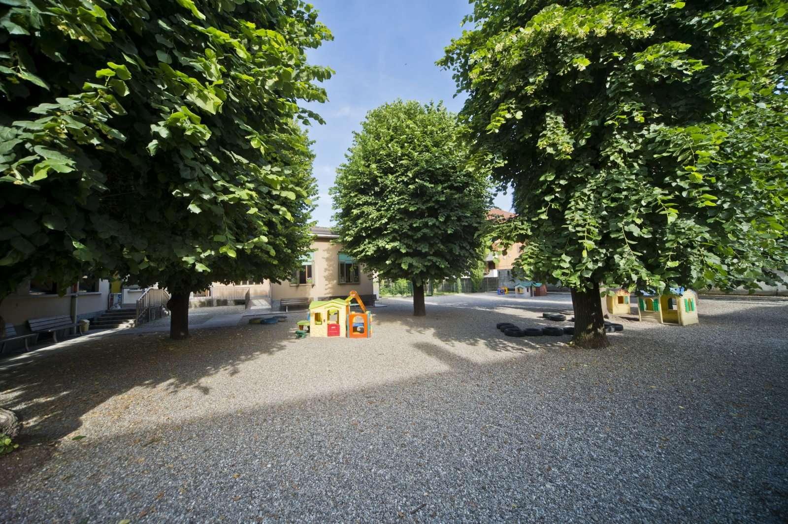 030 D4C 5570 Ridotte - Scuola Materna Peschiera Borromeo