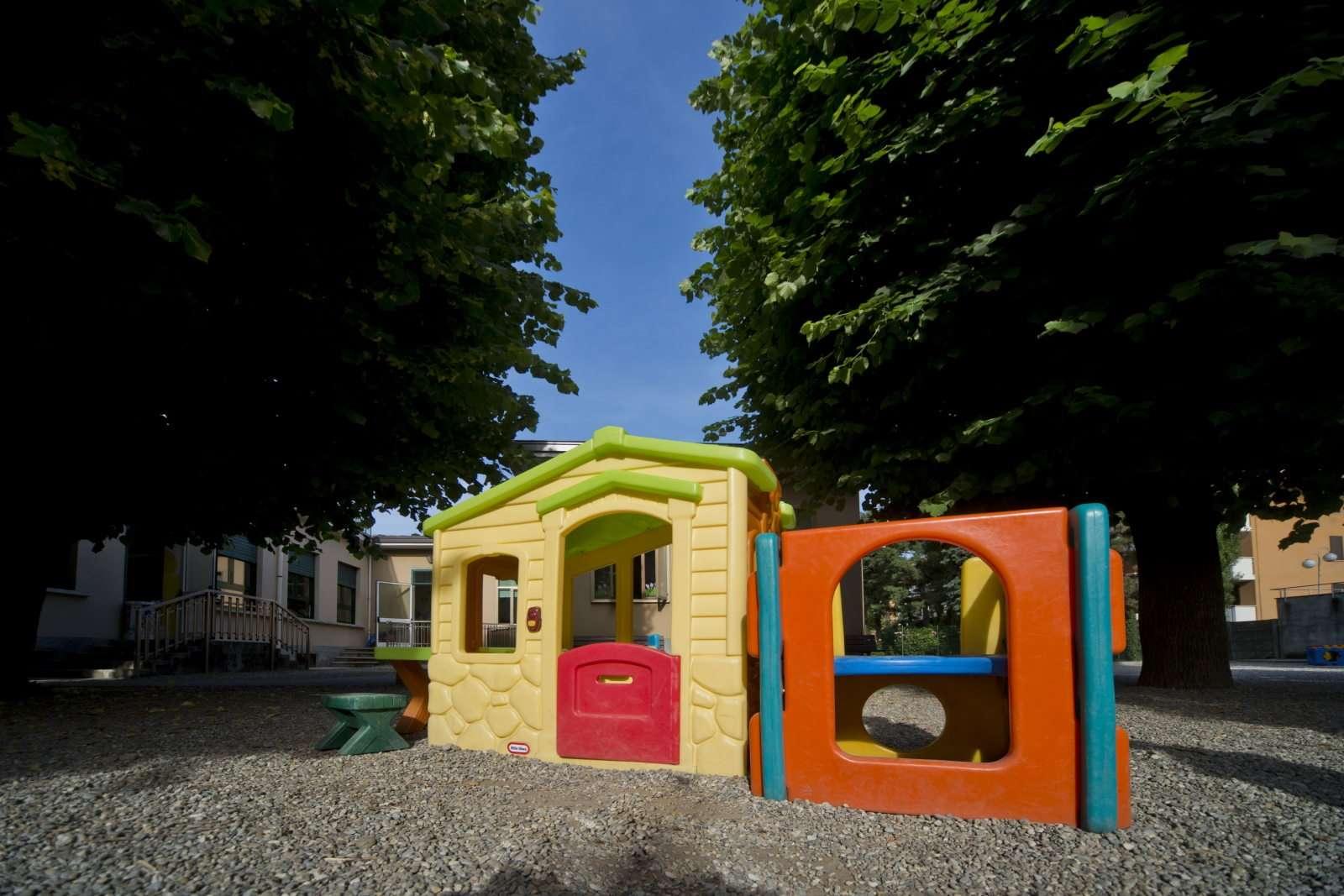 031 D4C 5571 Ridotte - Scuola Materna Peschiera Borromeo