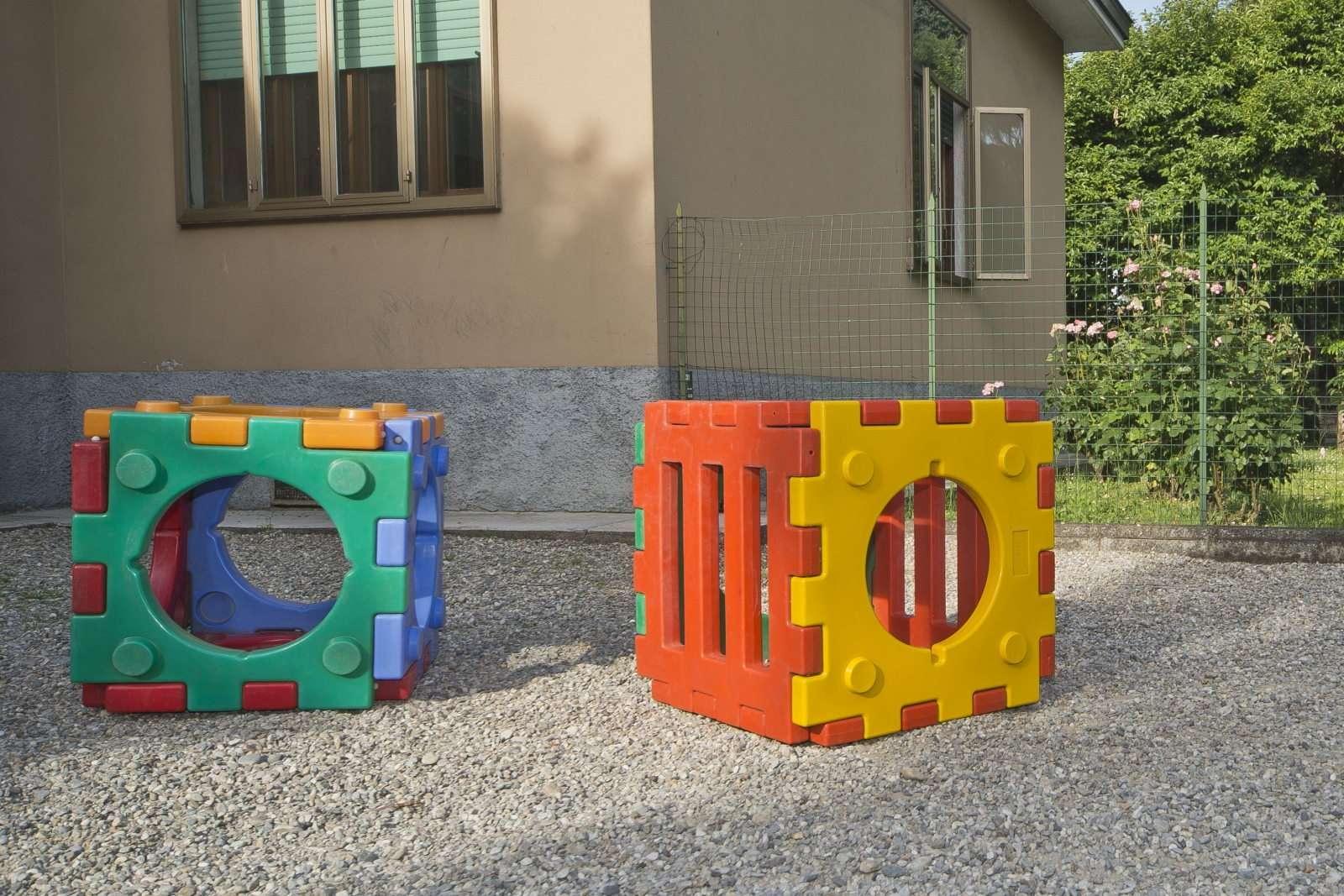 032 D4C 5574 Ridotte - Scuola Materna Peschiera Borromeo