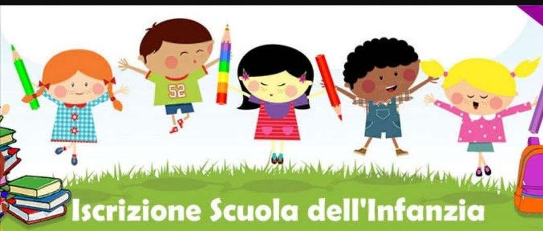 Iscrizione anno scolastico 2018/2019 - Scuola Materna Peschiera Borromeo