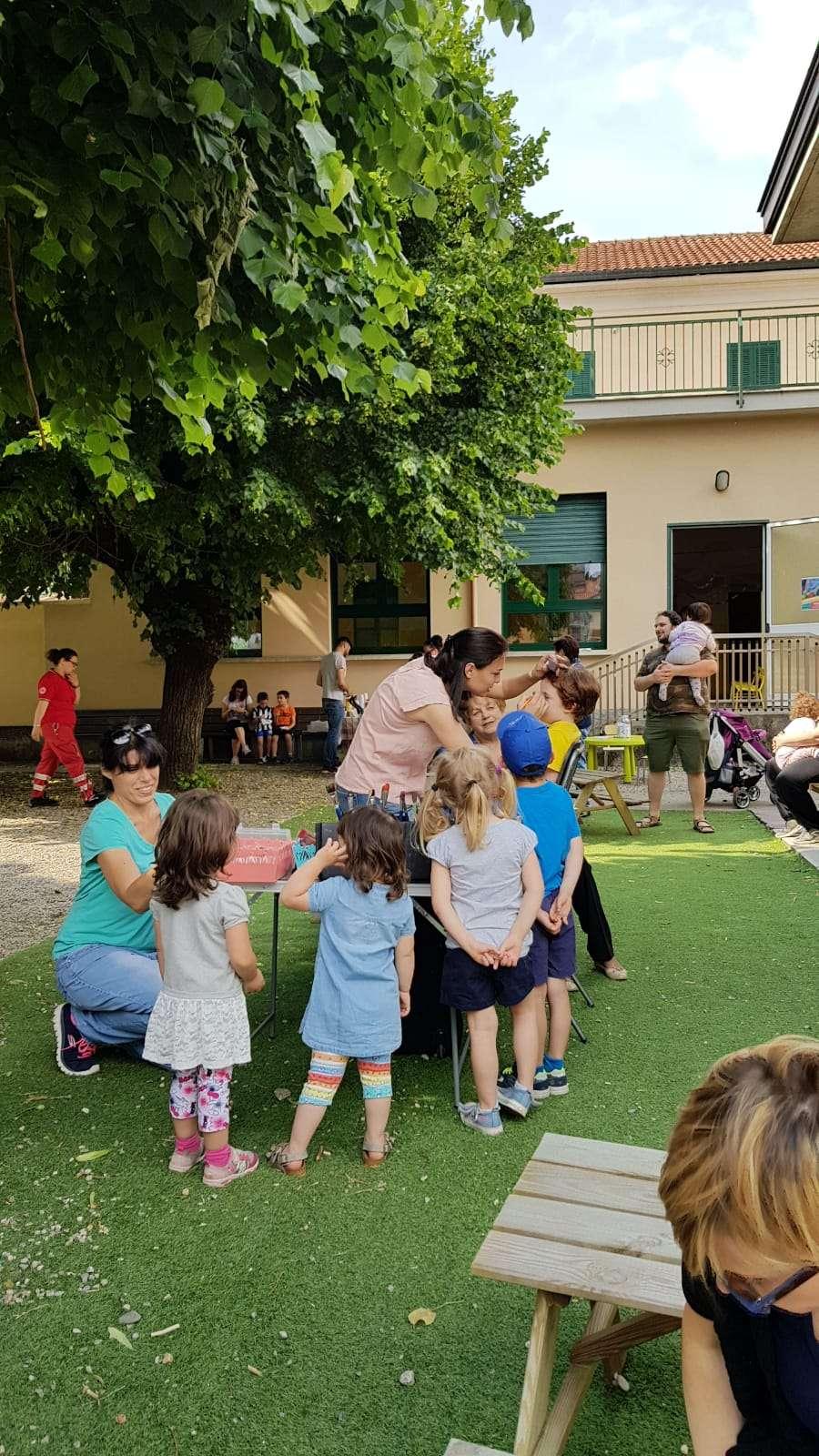 Amici della sicurezza - guarda le foto - Scuola Materna Peschiera Borromeo