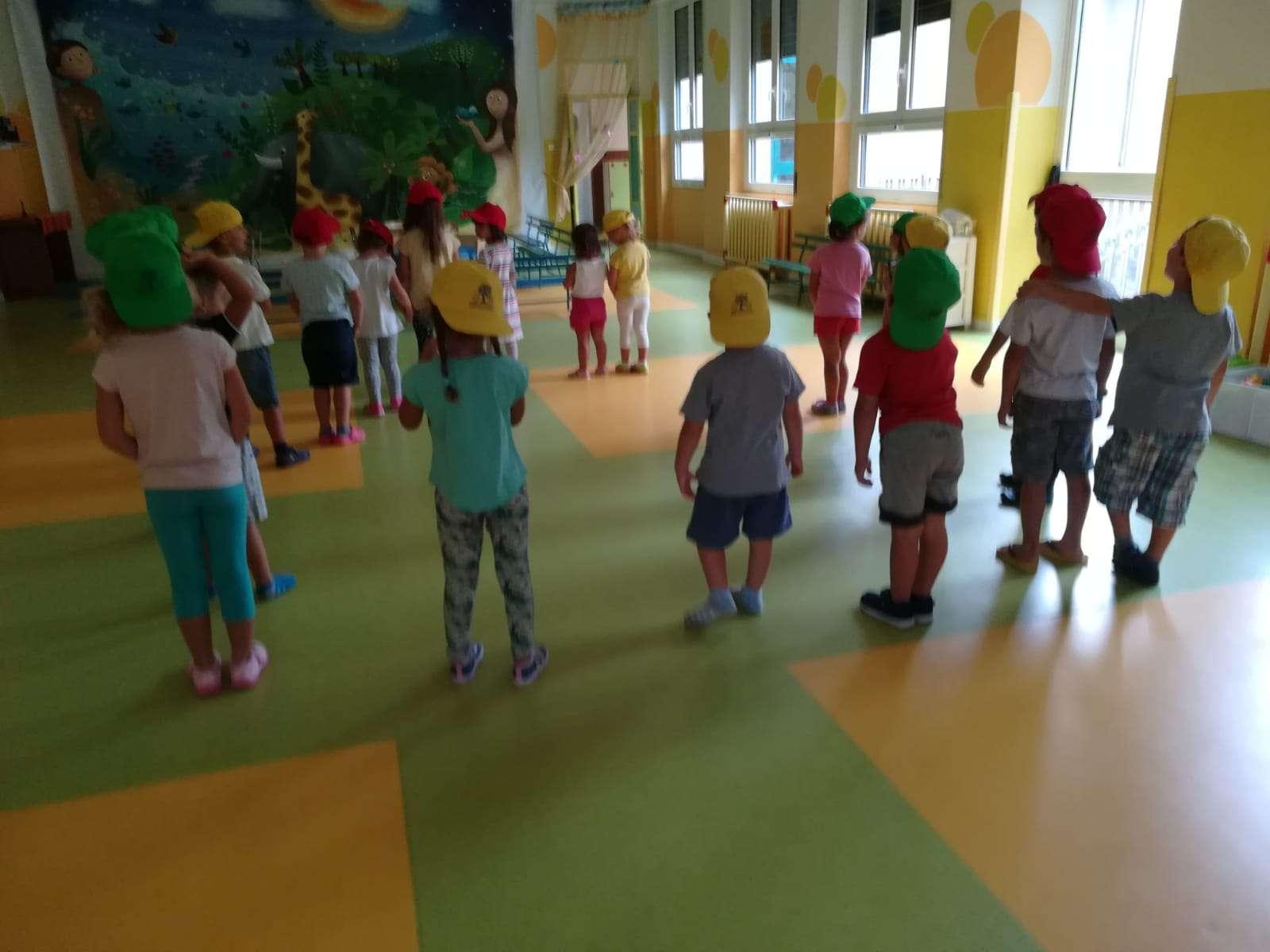 Buon Inizio a tutti - Scuola Materna Peschiera Borromeo