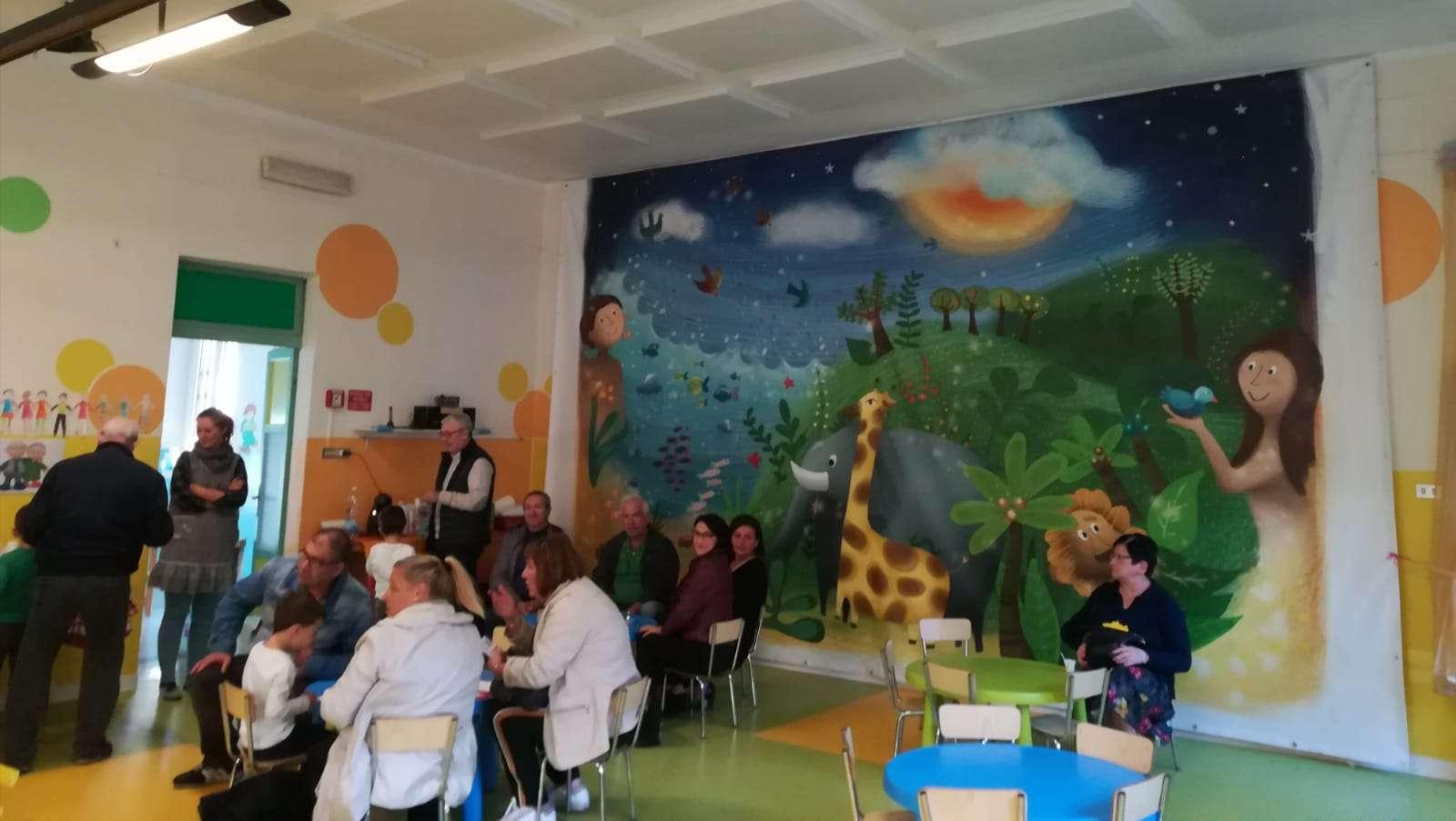 Festa dei Nonni - 2 Ottobre 2018 - Scuola Materna Peschiera Borromeo