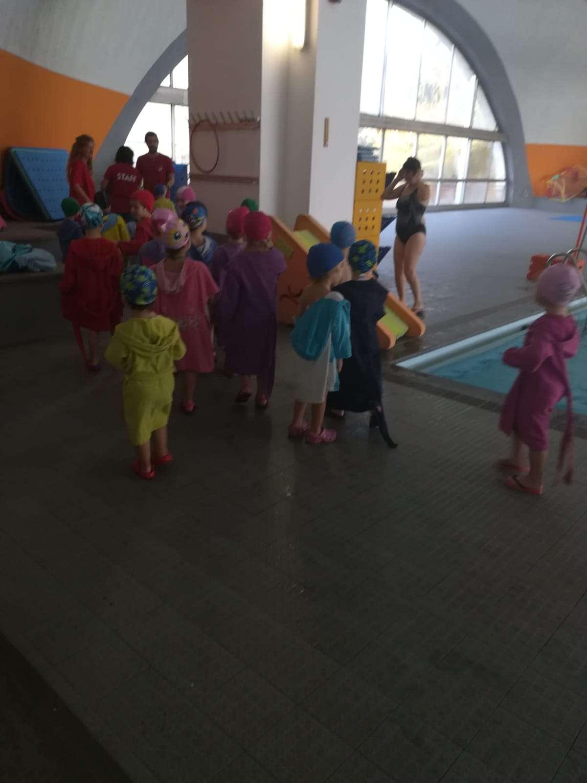 Incontro con l'acqua alla Scuola Buzzoni - Scuola Materna Peschiera Borromeo