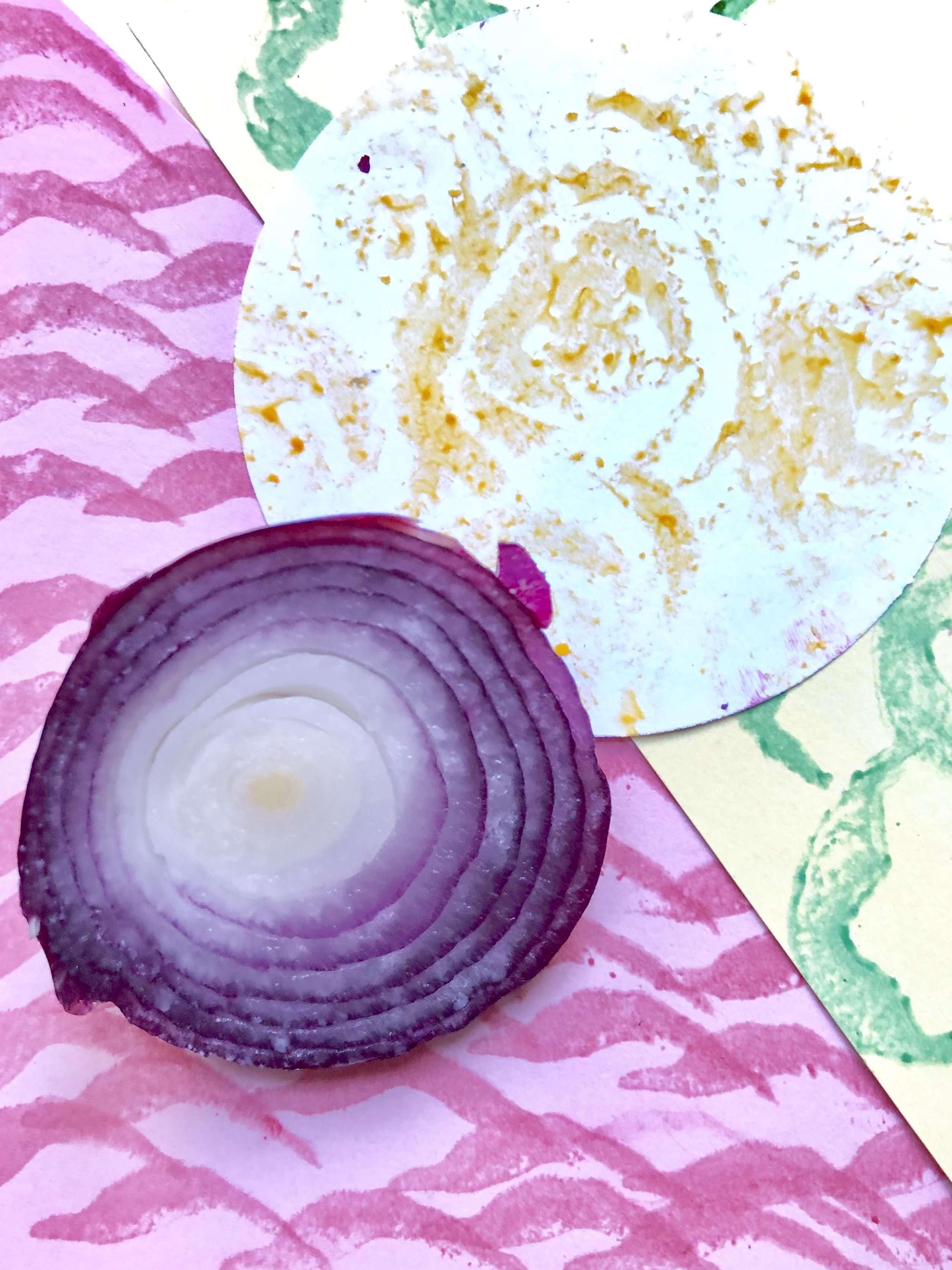 Laboratorio per bambini: Rose nell'insalata - #FAB90 - Scuola Materna Peschiera Borromeo