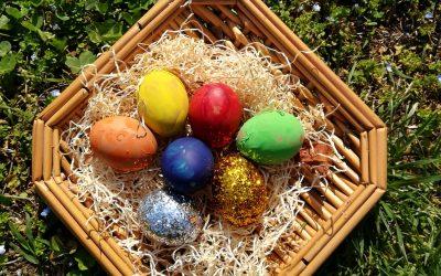 Pasqua 2019: caccia alle uova