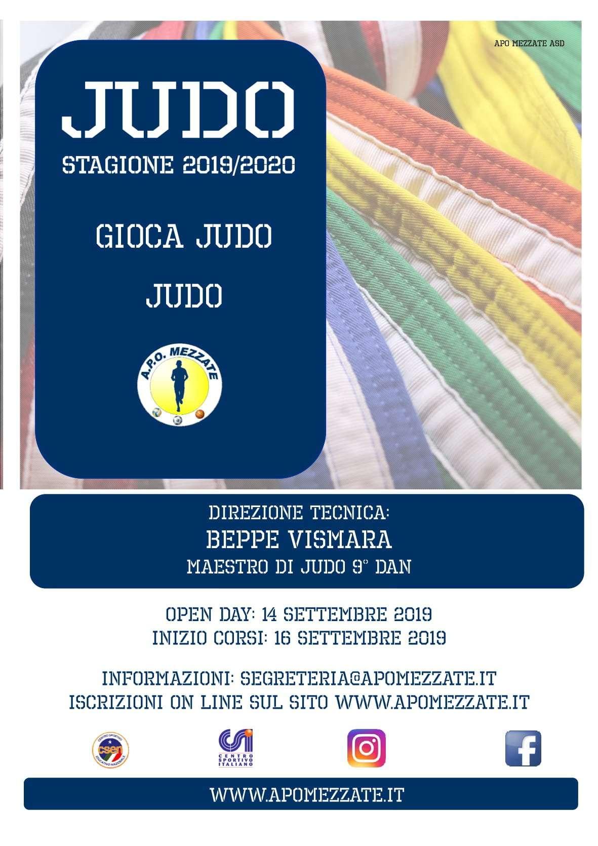 Judo e Karate - APO - Scuola Materna Peschiera Borromeo
