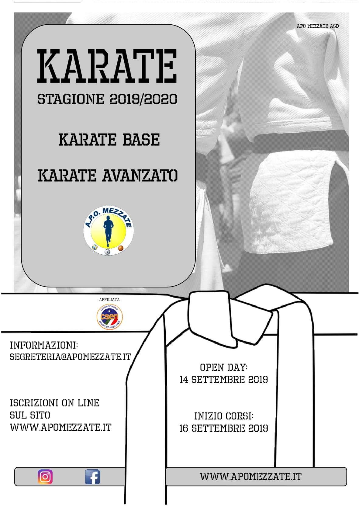 karate 1 - Scuola Materna Peschiera Borromeo