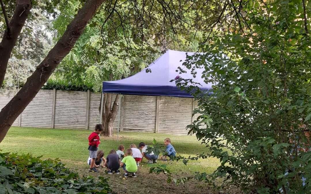 Primo giorno di scuola – 2 settembre 2020