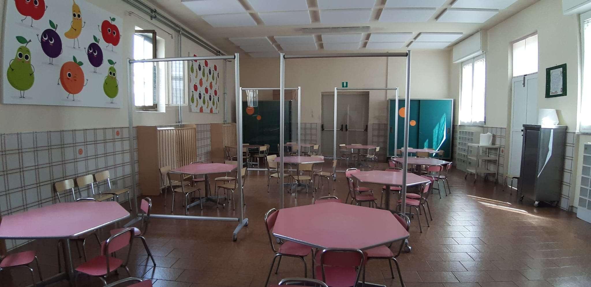 primo giorno scuola 202012 - Scuola Materna Peschiera Borromeo