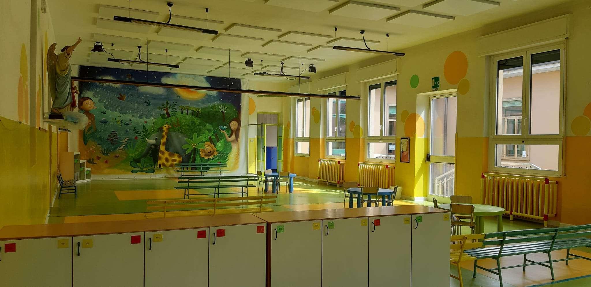 primo giorno scuola 202013 - Scuola Materna Peschiera Borromeo