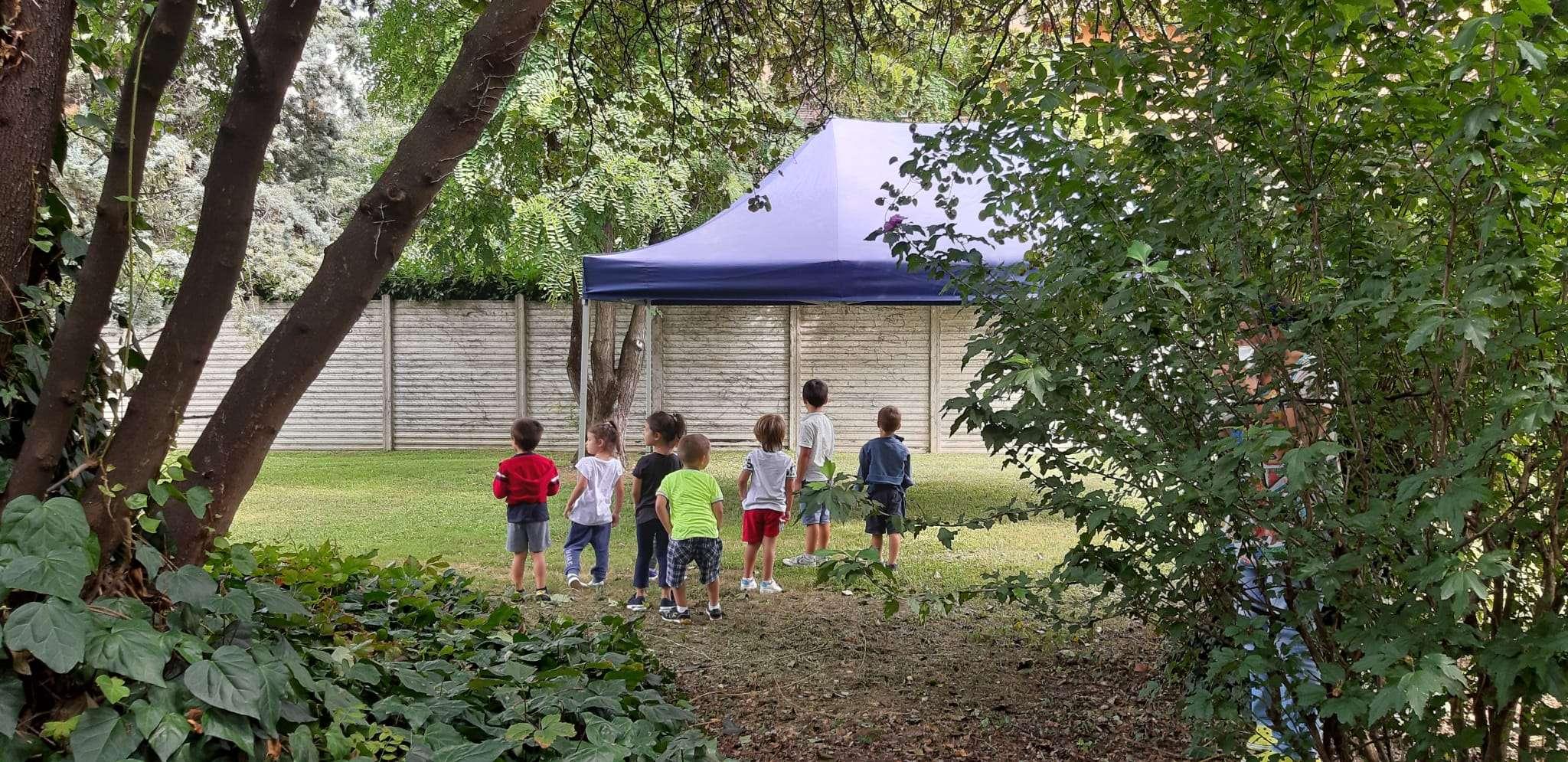 primo giorno scuola 20208 - Scuola Materna Peschiera Borromeo