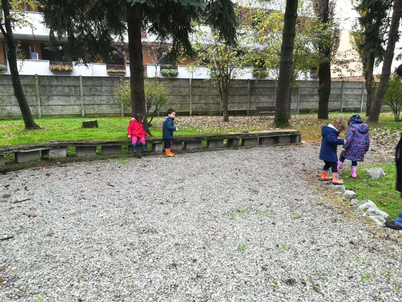 Le lanterne di San Martino - 11 Novembre 2020 - Scuola Materna Peschiera Borromeo